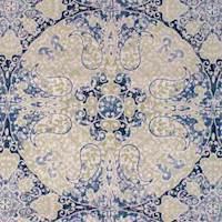 Galileo Blue KF Fabric Remnant 2 Yard Piece