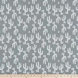 Desert Sundown Gray Drapery Fabric By Premier Prints 30 Yard Bolt