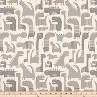 Giant Life Lead Macon Drapery Fabric by Premier Prints - 30 Yard Bolt