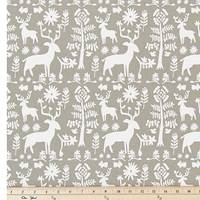 Promise Land Driftwood Drapery Fabric by Premier Prints - 30 Yard Bolt