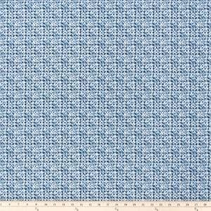 Domino Italian Denim Drapery Fabric by Premier Prints