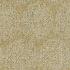 Vogue Empire Gold Upholstery Fabric