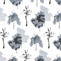 Sycamore Ink Drapery Fabric by Premier Prints
