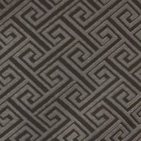Greek Key Praline Brown 13SEIIL Upholstery Fabric