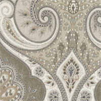 Latika Tan Drapery Fabric by Kravet