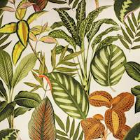 Drake Jungle Drapery Fabric