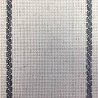 Pencil Stripe Metal Revolution Outdoor Fabric