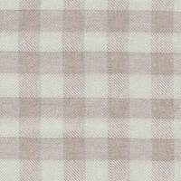 Behoove Flaxen Gray Check Drapery Fabric