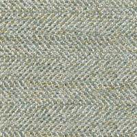 Tailor Herringbone Glass Blue High Performance Fabric by Revolution