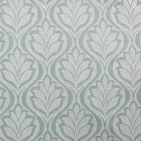 Impressed Aquamarine Home Decor Fabric