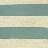 Herbal Cloud Blue Striped Upholstery Fabric