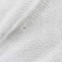 Lore Embroidery Off-White Home Decor Fabric