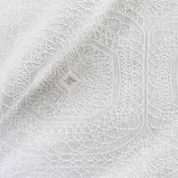 Lore Embroidery Off-White Home Decor Fabric