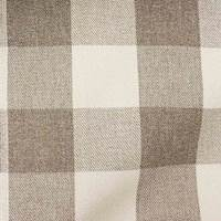 Dublin Sand Buffalo Check Upholstery Fabric