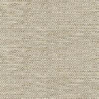 13SERSE Linen Small Geometric Upholstery Fabric