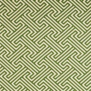 Geometric Kiwi 13KLPK Upholstery Fabric