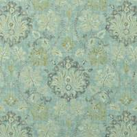 Lotus Mineral Drapery Fabric