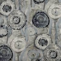 Majorca Smoke Drapery Fabric