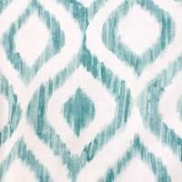 Zamya Ocean Breeze Ikat Fabric by Swavelle Millcreek