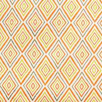 Valle Mango Diamond Fabric by Swavelle Millcreek