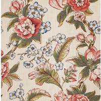 Floral Coral Reef 03974 Drapery Fabric by Jaclyn Smith for Trend