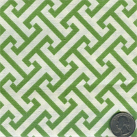 400850 Waverly Green Cross Section 25 yd bolt fabric