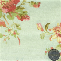 401170 Waverly Seaglass Lorelei 25 yd bolt fabric