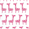 Stretch White/Candy Pink by Premier Prints - Drapery Fabric
