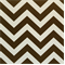 Zig Zag Village Brown/Natural by Premier Prints - Drapery Fabric