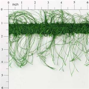 IR1785 - GR - Eyelash Trim - Green - 10 yard reel