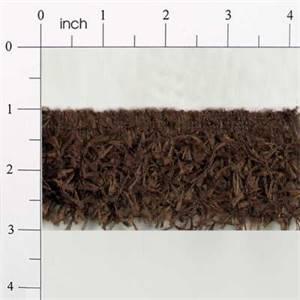 IR2585 - BR - Hairy Gimp Trim - Brown - 10 yard reel