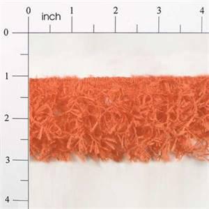 IR2585 - RNG - Hairy Gimp Trim - Orange - 10 yard reel