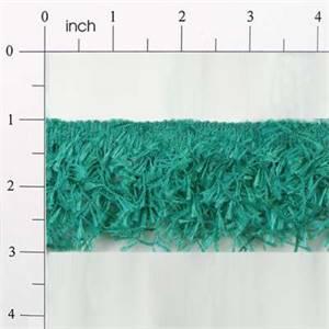 IR2585 - TL - Hairy Gimp Trim - Teal - 10 yard reel
